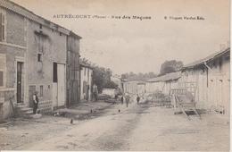 55 - AUTRECOURT - RUE DES MACONS - France