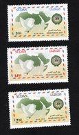 2012- Sudan - Soudan- Joint Issue- Arab Post Day - Journée De La Poste Arabe - Complete Set 3v. MNH** - Sudan (1954-...)