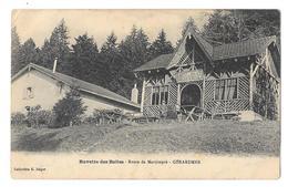 (25555-88) Gerardmer - Buvette Des Bolles - Route De Martimpré - Gerardmer