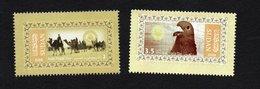 2008 - Sudan - Soudan -  Arab Post Day 2008- Bird- Camel- Oiseaux- Chameaux- Join Issue-  Emission Commune 2v. MNH** - Sudan (1954-...)