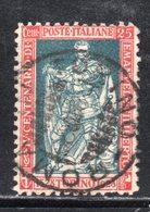 Rox 1928 Regno D'Italia Filiberto 25c  Usato - Oblitérés