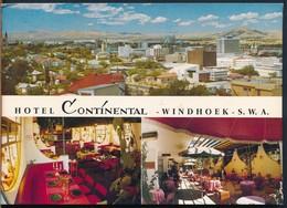 °°° 14747 - NAMIBIA - HOTEL CONTINENTAL - WINDHOEK °°° - Namibia