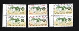 2012- Sudan - Soudan- Joint Issue- Arab Post Day - Journée De La Poste Arabe - Pair Of Stamps - Complete Set 3v. MNH** - Sudan (1954-...)