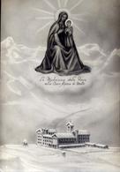 Camodolino - La Madonna Delle Neve Alla Casa Alpina Di Motta - Formato Grande Viaggiata - E 4 - Vergine Maria E Madonne