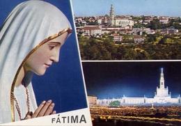 Fatima - Ricordo - Formato Grande Viaggiata – E 14 - Vergine Maria E Madonne