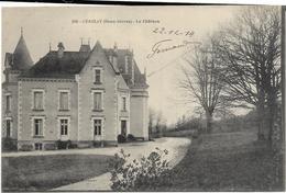 CERIZAY - Le Château.- 79 - Cerizay
