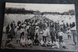 CPA Animée - MORTAGNE (61) - Camp D'instruction - Le Champ De Courses - 1916 - Mortagne Au Perche