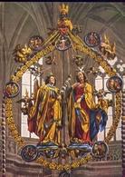 Nornberg - The Annunciation By Veit Stoss In The St.lorenz Church - Formato Grande Non Viaggiata – E 14 - Vergine Maria E Madonne