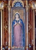 Perugia - Interno Del Duomo - Madonna Delle Grazie - Formato Grande Non Viaggiata – E 14 - Vergine Maria E Madonne