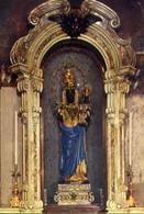 Santuario D'oropa - Vera Effige Della B.v. D'oropa - Formato Grande Non Viaggiata – E 14 - Vergine Maria E Madonne