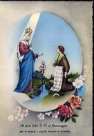 Santuario B.v.di Caravaggo - Formato Grande Non Viaggiata – E 14 - Vergine Maria E Madonne