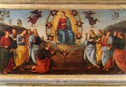 Urbino - Assunzione - Raffaelo Sanzio - Formato Grande Non Viaggiata – E 14 - Vergine Maria E Madonne