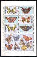 783  Butterflies - Papillons - Slovensko - No Gum - 1,85 - Papillons