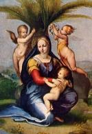 Urbino - Madonna Della Palma - Raffaelo Sanzio - Formato Grande Non Viaggiata – E 14 - Vergine Maria E Madonne