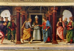 Urbino - Sposaliio - Raffaelo Sanzio - Formato Grande Non Viaggiata – E 14 - Vergine Maria E Madonne