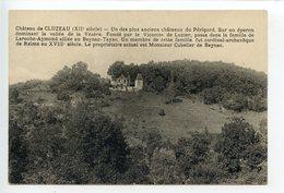 Fleurac Château Du Cluzeau - France