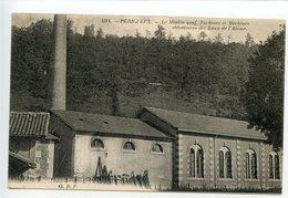 Périgueux Le Moulin Neuf Turbines Et Machines élévatoires - Périgueux