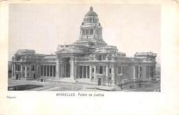 BRUXELLES - Palais De Justice - Monuments, édifices