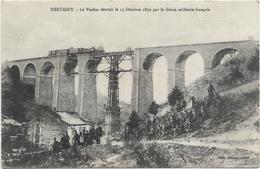 XERTIGNY - VIADUC DETRUIT LE 13 OCTOBRE 1870 - Xertigny
