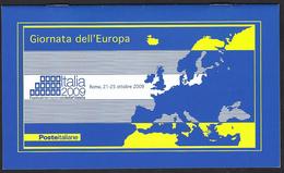 Italia 2009; Libretto: Festival Internazionale Della Filatelia - 6. 1946-.. Repubblica