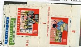 DDR 1007 -1964 Mi.#1059/73**postfrisch (cat. 40.€) - [6] Democratic Republic