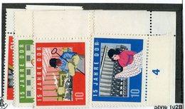 DDR 1009 -1964 Mi.#1059/73**postfrisch (cat. 6.€) - [6] Democratic Republic