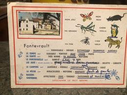 Fontevrault - Autres Communes