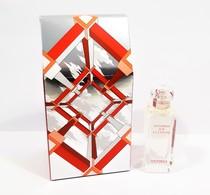 Miniatures De Parfum  UN JARDIN SUR LA LAGUNE  De HERMES   EDT 7.5  Ml  + BOITE NOEL 2019 - Miniatures Femmes (avec Boite)