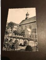Westvleteren - Sint Sixtus Abdij - Kerk En Deel Van 't Oud Kerkhof  (Vleteren) - Vleteren