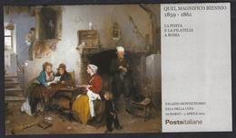 """Italia 2011; Libretto: Mostra Filatelica """"Quel Magnifico Biennio"""" 1859-61"""" - 6. 1946-.. Repubblica"""