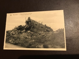 Windmill Mill Mühle Moulin Molen Waasten - Warneton - Poste D'observation Ruines - 1914-1918 - Ed. Vandelannoote (Komen) - Comines-Warneton - Komen-Waasten