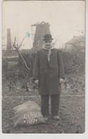 A Mon Retour De Guben 1917 , Fotokaart ,Molen ,windmolen ,moulin à Vent  , A Situer ? - Belgique