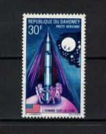 DAHOMEY , 1970 , ** , MNH , Postfrisch , Mi.Nr. 407 - Benin – Dahomey (1960-...)
