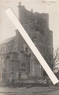 Douveren , ( Koekelare - Couckelaere ) Kerk , 1914-1918 ( Moere , Leke ,Ichtegem,Bovekerk,Kortemark,Eenergem,Beerst ? - Koekelare