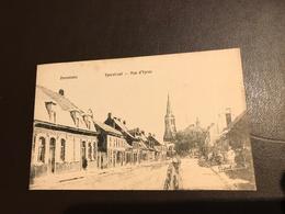 Zonnebeke - Yperstraat - Rue D'Ypres - Zonnebeke