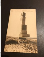 Zonnebeke - Ypres. (Zonnebeke) 7th British Division Memorial - 1914-1918 - Zonnebeke