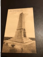 Zonnebeke - Ypres (Polygone Wood) -   Australian Memorial  The Fifth Division - 1914-1918 - Zonnebeke
