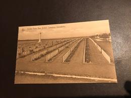 Zonnebeke - Dochy Farm New British Cemetery  - 1914-1918 - Zonnebeke