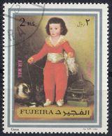 FUJEIRA - 1973 - Michel 1376, Posta Aerea, Usato. - Fujeira