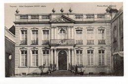 BELGIQUE - TOURNAI - Hôtel Duquesne (XVIIIe Siècle) (I186) - Tournai