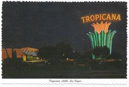 The Tropicana Hotel - Las Vegas - Nevada - Publ. Desert Supply Inc. No. D-17166 - Las Vegas