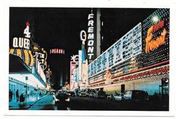 Casino Center - Fremont Street, Downtown Las Vegas - Publ. Desert Supply Inc. No. 161076 - Las Vegas