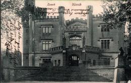 ! Alte Ansichtskarte Kornik, Zamek, Schloss - Polen