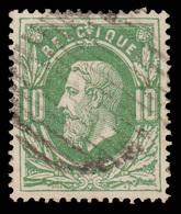 COB 30 - Obl. Boîte Rurale - 1869-1883 Leopold II