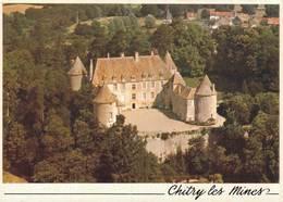 Le Chateau De Chitry Les Mines   CPM Ou CPSM - Other Municipalities