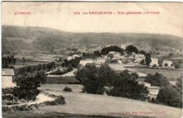51eks 11 CPA -LE BRUGERON - VUE GENERALE - Frankreich