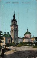! Alte Ansichtskarte Lwow, Lemberg, 1912 - Polen