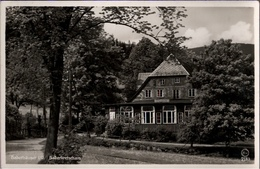 ! Alte Ansichtskarte Baberkretscham, Baberhäuser Im Riesengebirge - Poland