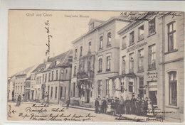 Cleve - Haag' Sche Strasse - 1906 Personen - Kleve