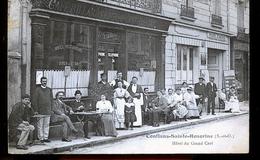 CONFLANS SAINTE HONORINE HOTEL DU GRAND CERF - Conflans Saint Honorine